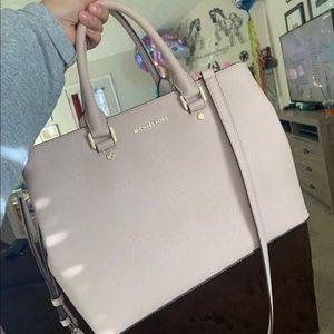 Michael Kors Nude Pink Handbag